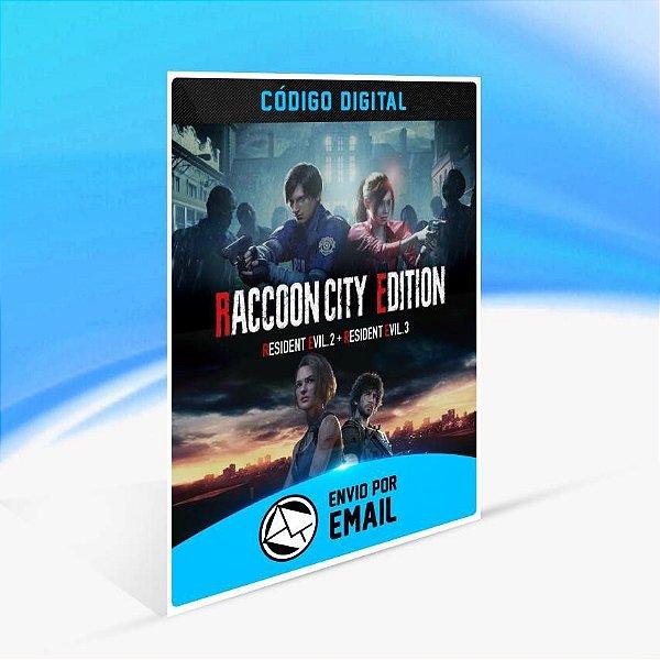 RACCOON CITY EDITION - Xbox One Código 25 Dígitos