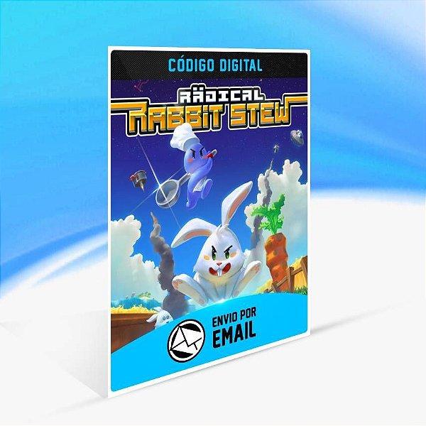 Radical Rabbit Stew - Xbox One Código 25 Dígitos