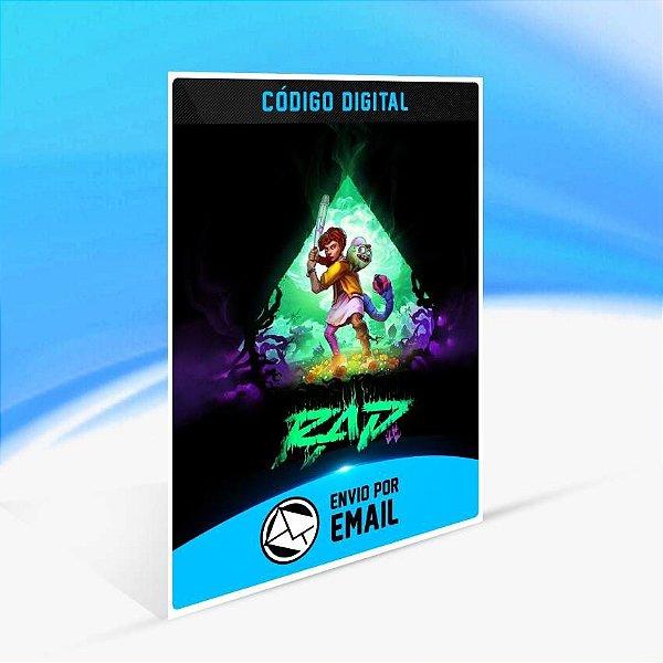 RAD - Xbox One Código 25 Dígitos