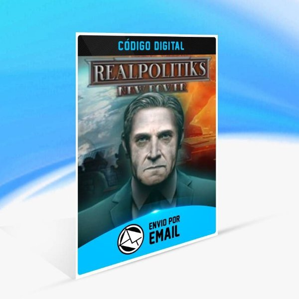 Realpolitiks New Power - Xbox One Código 25 Dígitos