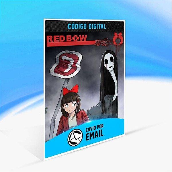 Red Bow - Xbox One Código 25 Dígitos