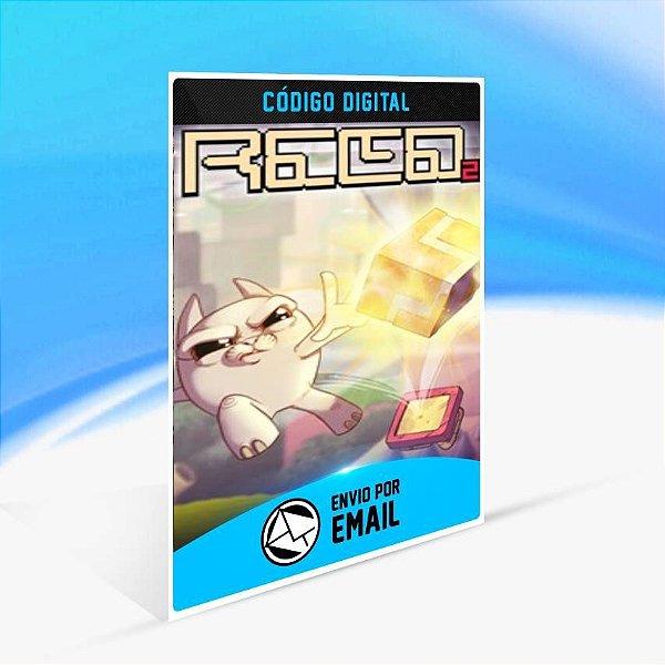 Reed 2 - Xbox One Código 25 Dígitos