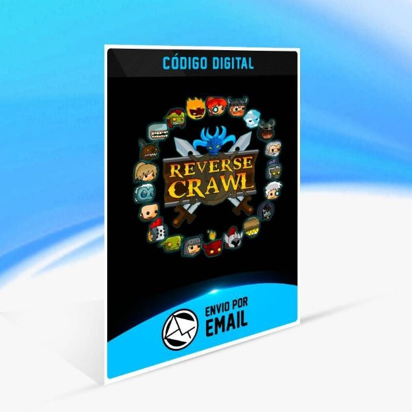 Reverse Crawl - Xbox One Código 25 Dígitos