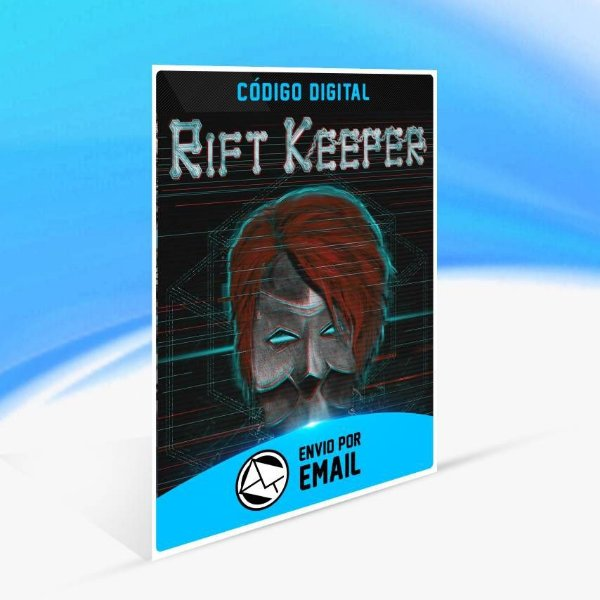 Rift Keeper - Xbox One Código 25 Dígitos