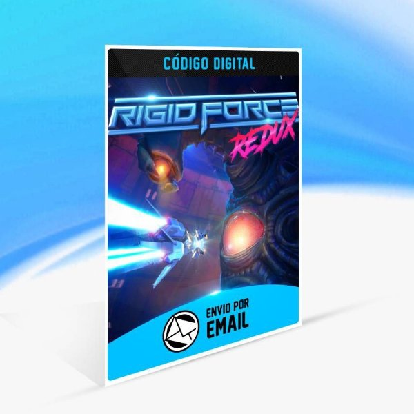 Rigid Force Redux - Xbox One Código 25 Dígitos