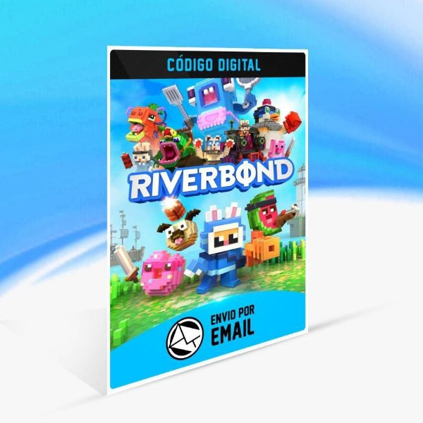 Riverbond - Xbox One Código 25 Dígitos