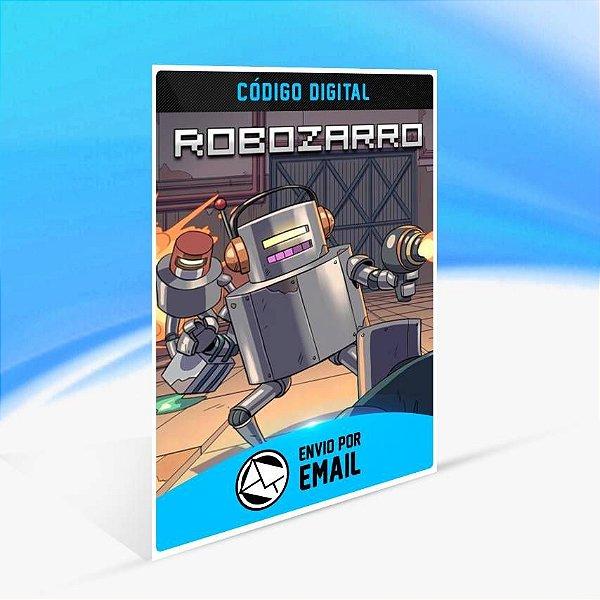 Robozarro - Xbox One Código 25 Dígitos