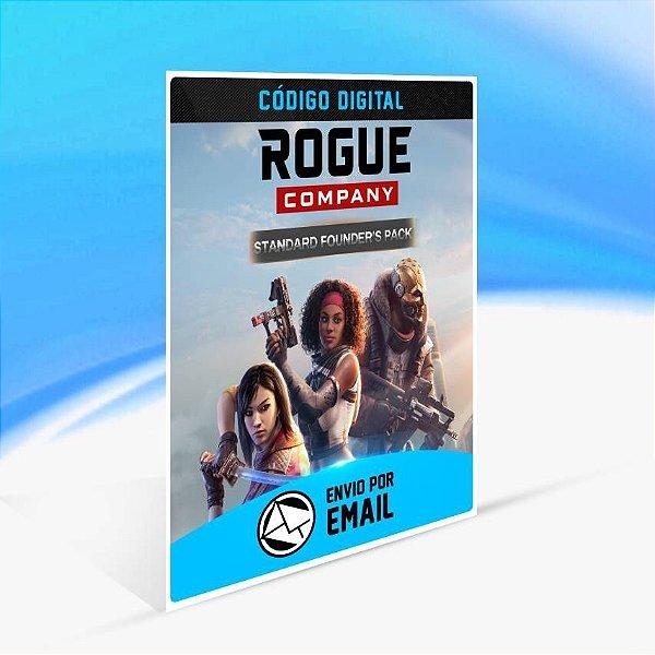Rogue Company: Kit do Fundador Iniciante - Xbox One Código 25 Dígitos