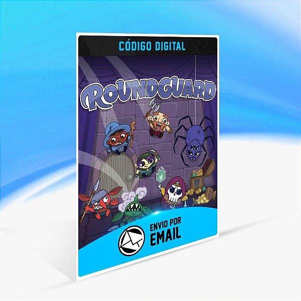 Roundguard - Xbox One Código 25 Dígitos