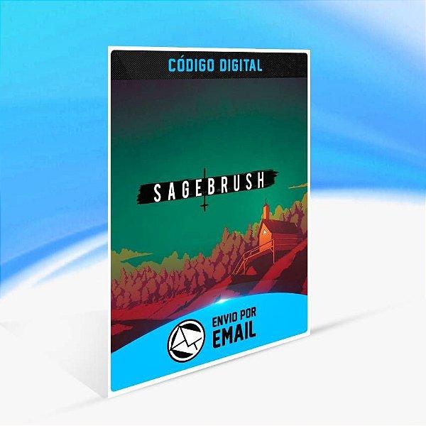 Sagebrush - Xbox One Código 25 Dígitos