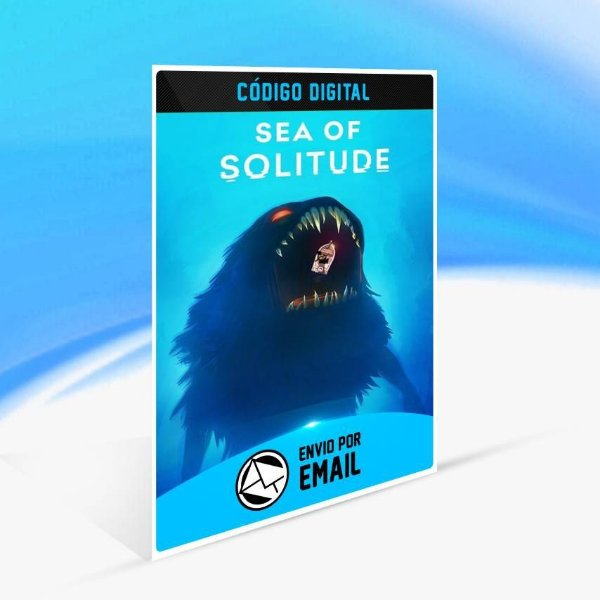 Sea of Solitude - Xbox One Código 25 Dígitos
