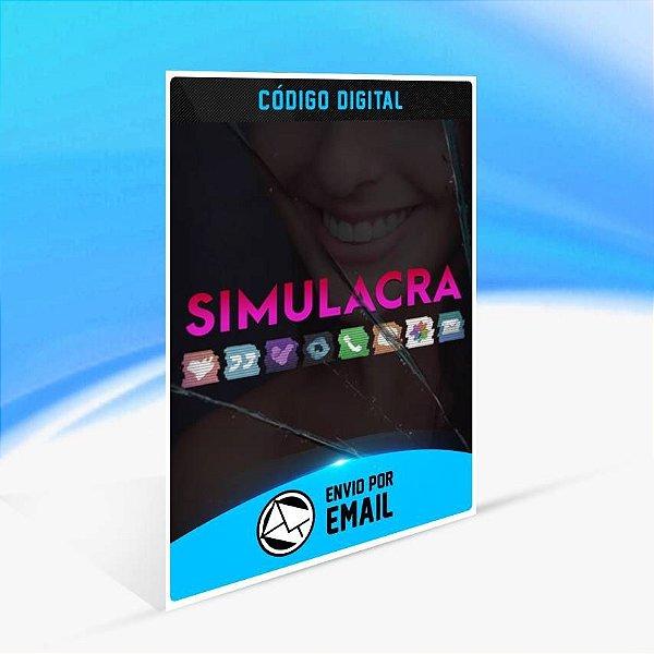 SIMULACRA - Xbox One Código 25 Dígitos