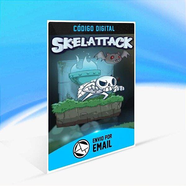 Skelattack - Xbox One Código 25 Dígitos