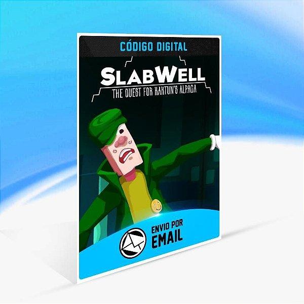 Slabwell - Xbox One Código 25 Dígitos