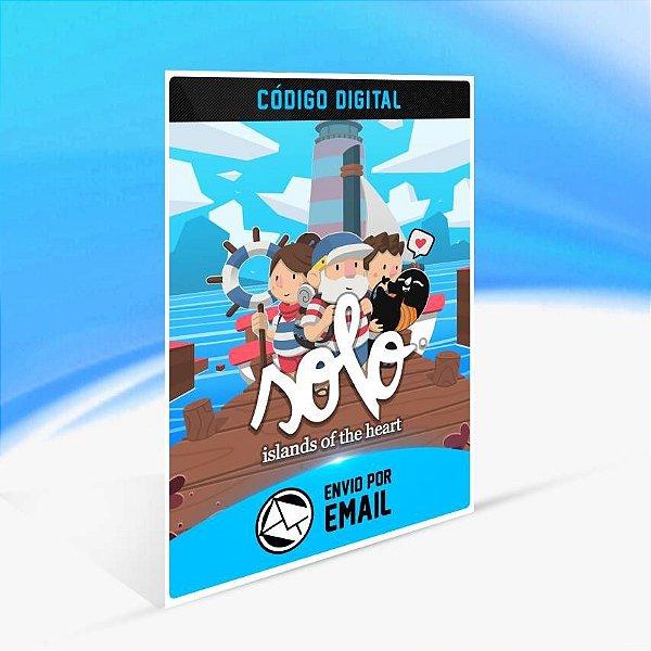 Solo: Islands of the Heart - Xbox One Código 25 Dígitos
