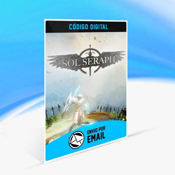 SolSeraph - Xbox One Código 25 Dígitos