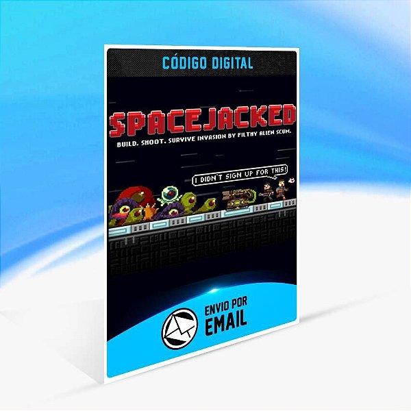 Spacejacked - Xbox One Código 25 Dígitos