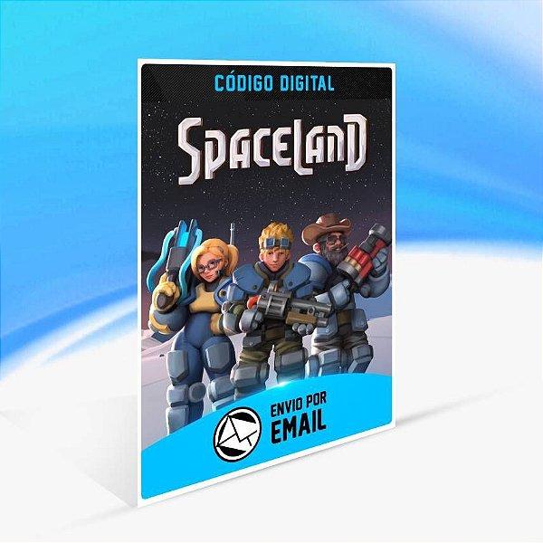 Spaceland - Xbox One Código 25 Dígitos