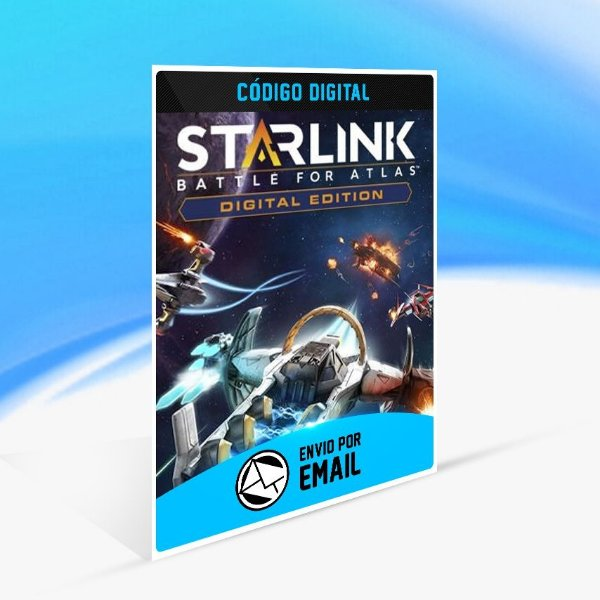 Starlink Battle for Atlas Edição Digital - Nintendo Switch Código 16 Dígitos