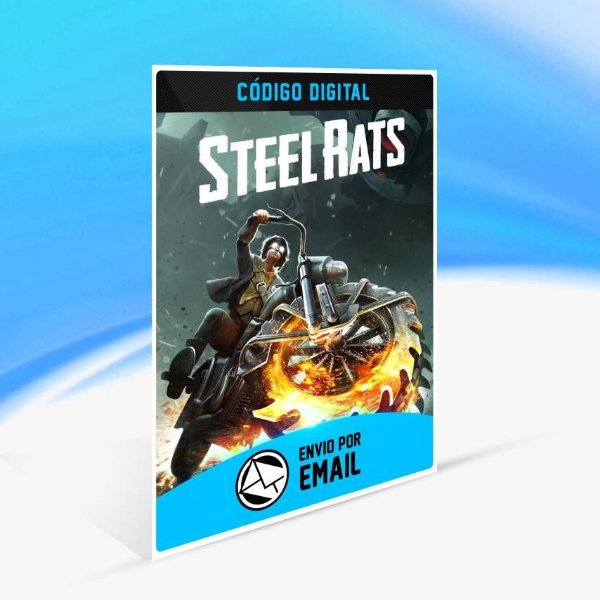 Steel Rats - Xbox One Código 25 Dígitos