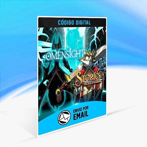 Stories: The Path of Destinies & Omensight Bundle - Xbox One Código 25 Dígitos