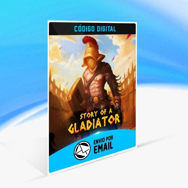 Story of a Gladiator - Xbox One Código 25 Dígitos