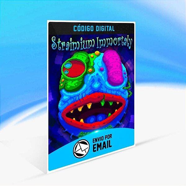 Straimium Immortaly - Xbox One Código 25 Dígitos