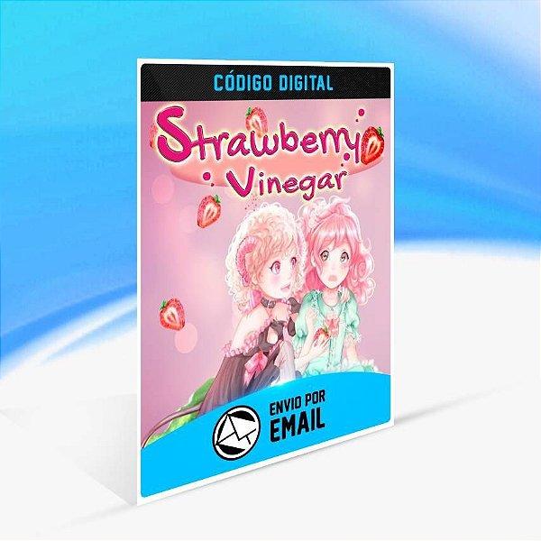 Strawberry Vinegar - Xbox One Código 25 Dígitos