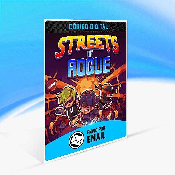 Streets of Rogue - Xbox One Código 25 Dígitos