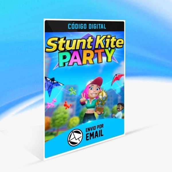 Stunt Kite Party - Xbox One Código 25 Dígitos