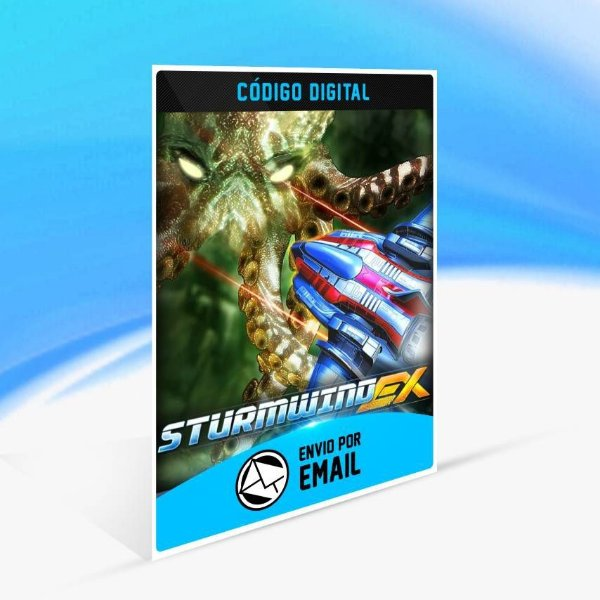 STURMWIND EX - Xbox One Código 25 Dígitos