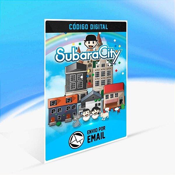 SubaraCity - Xbox One Código 25 Dígitos