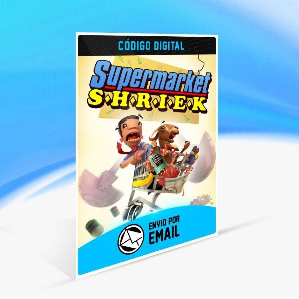 Supermarket Shriek - Xbox One Código 25 Dígitos