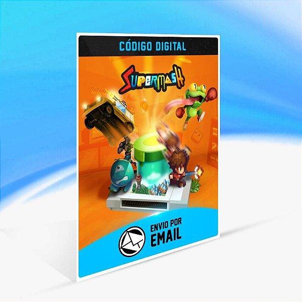 SuperMash - Xbox One Código 25 Dígitos