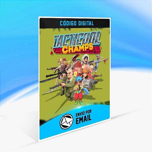 Tacticool Champs - Xbox One Código 25 Dígitos