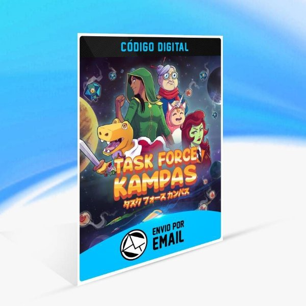 Task Force Kampas - Xbox One Código 25 Dígitos