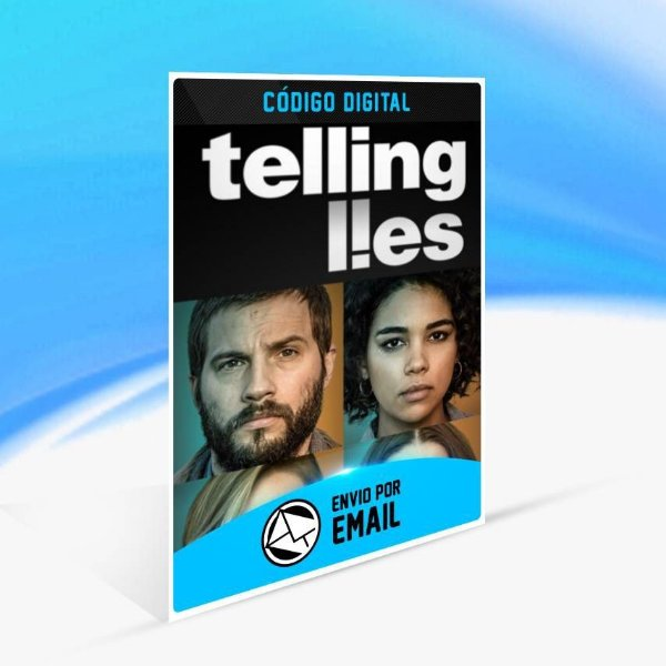 Telling Lies - Xbox One Código 25 Dígitos