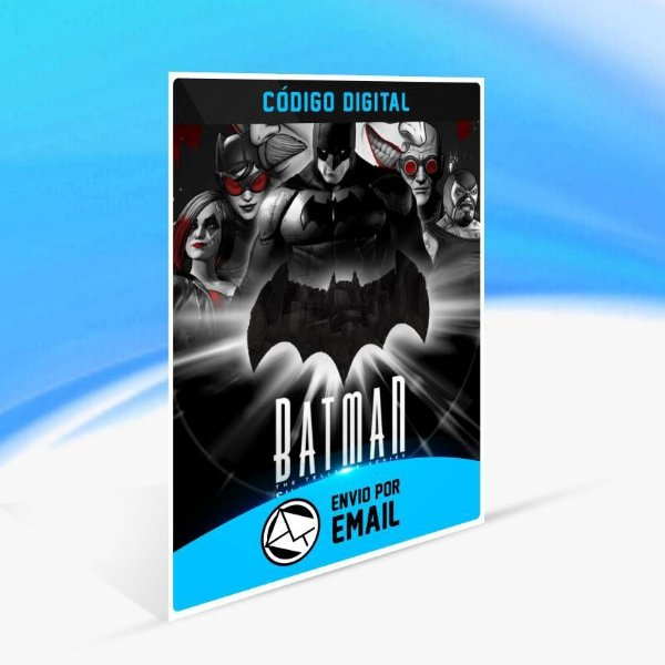 Telltale Batman Shadows Mode - Xbox One Código 25 Dígitos