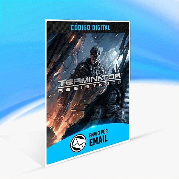 TERMINATOR: RESISTANCE - Xbox One Código 25 Dígitos