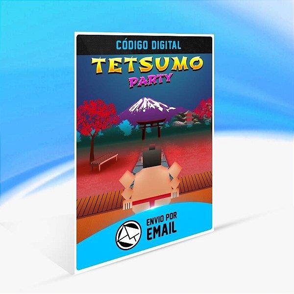 Tetsumo Party - Xbox One Código 25 Dígitos