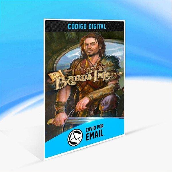 The Bard's Tale ARPG : Remastered and Resnarkled - Xbox One Código 25 Dígitos