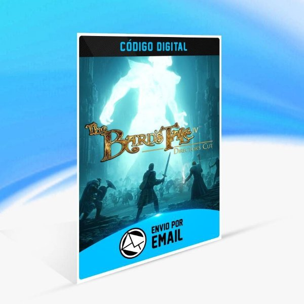 The Bard's Tale IV: Director's Cut - Xbox One Código 25 Dígitos