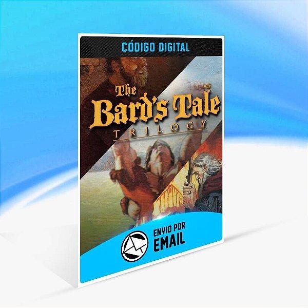 The Bard's Tale Trilogy - Xbox One Código 25 Dígitos