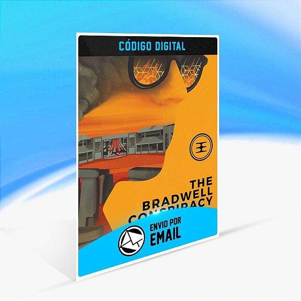 The Bradwell Conspiracy - Xbox One Código 25 Dígitos