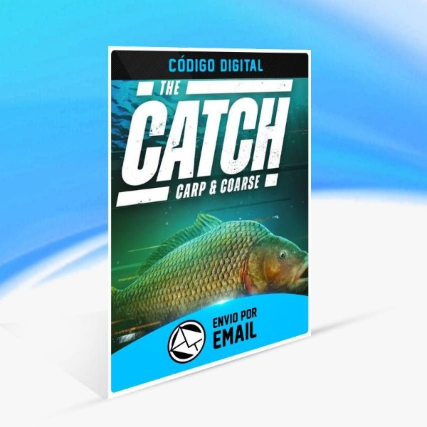 The Catch: Carp & Coarse - Xbox One Código 25 Dígitos