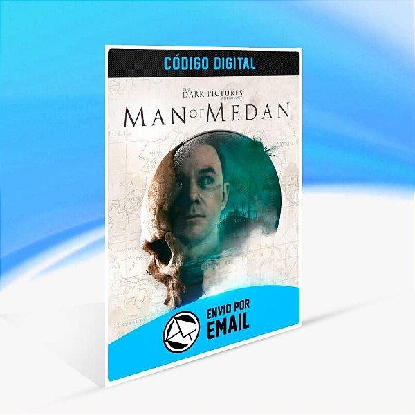 The Dark Pictures Anthology: Man Of Medan - Xbox One Código 25 Dígitos