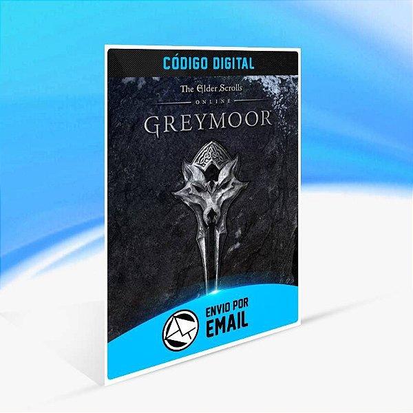 The Elder Scrolls Online: Greymoor - Xbox One Código 25 Dígitos