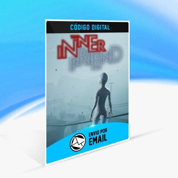 The Inner Friend - Xbox One Código 25 Dígitos