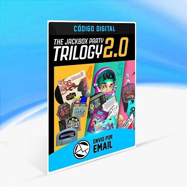 The Jackbox Party Trilogy 2.0 - Xbox One Código 25 Dígitos
