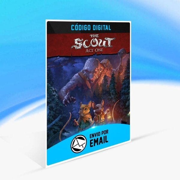 The Lost Legends of Redwall : The Scout - Xbox One Código 25 Dígitos